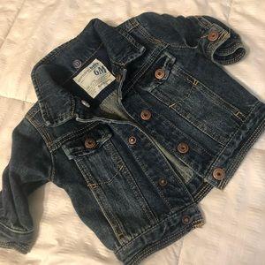 Baby girl 6 months denim Jacket